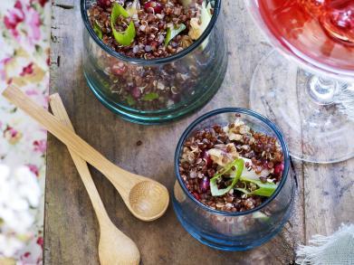 Recept: Quinoa salade met noten