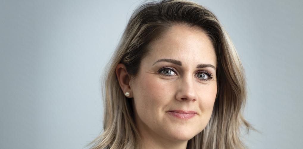 Mandy (33) kreeg een ruggenmerginfarct: 'Alles wat vanzelfsprekend was, kon ik niet meer'