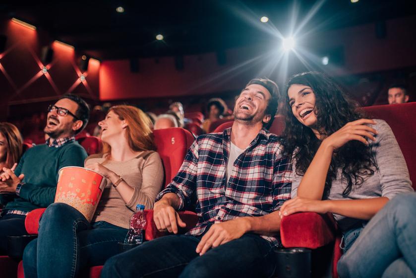 Alleen met je eigen vrienden naar de film? Bij Pathé kun je nu je eigen privézaal reserveren