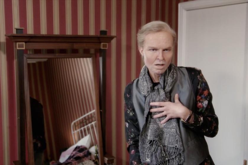 Mystery solved: déze acteur imiteert Martien Meiland in 'De TV Kantine'