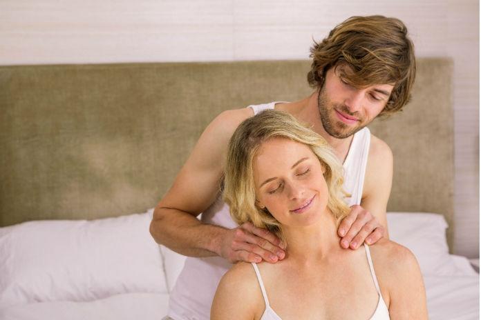 Relaxen na een lange werkdag? Zo kan je partner helpen