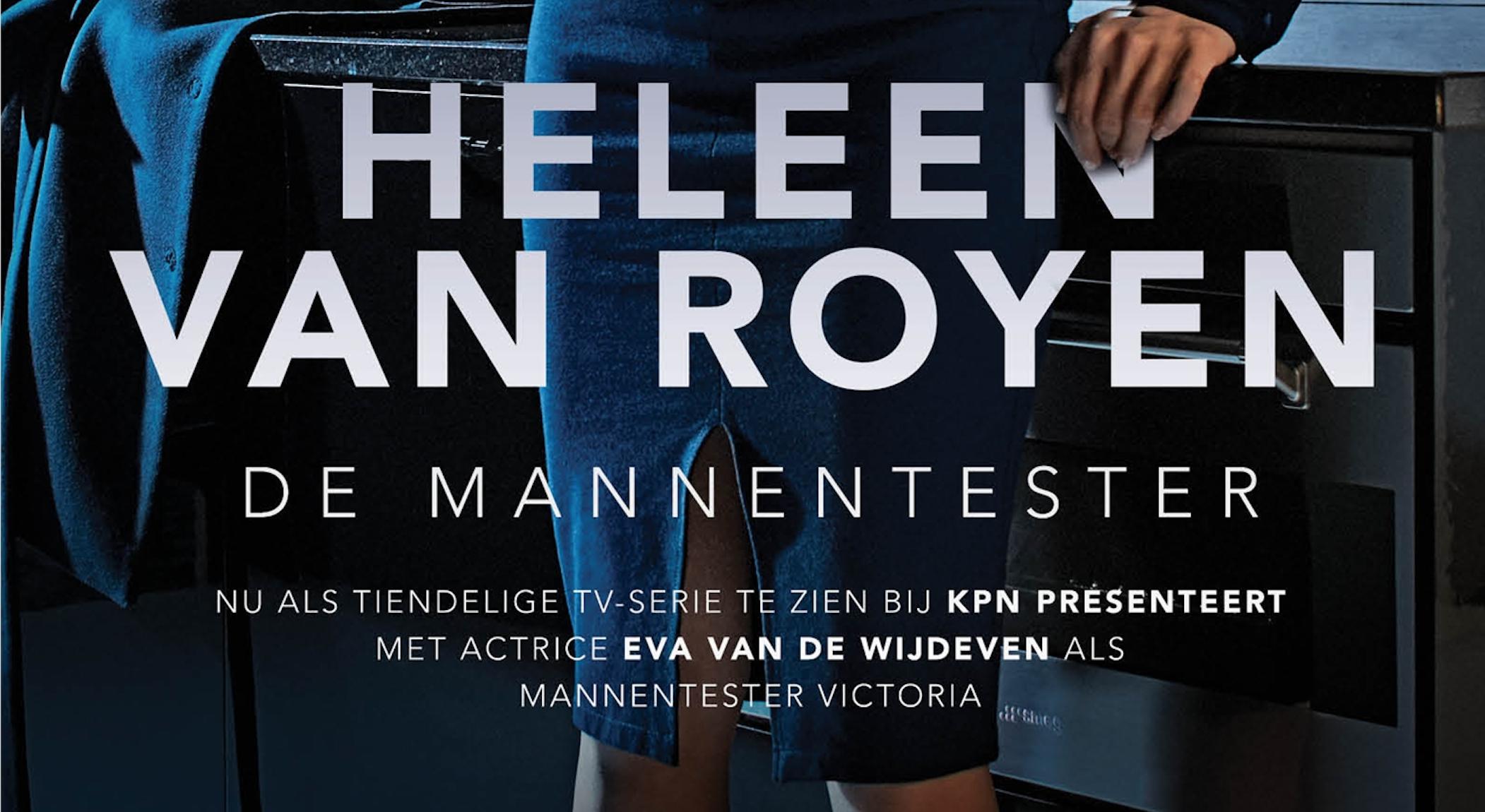 WIN: het boek De Mannentester van Heleen van Royen!