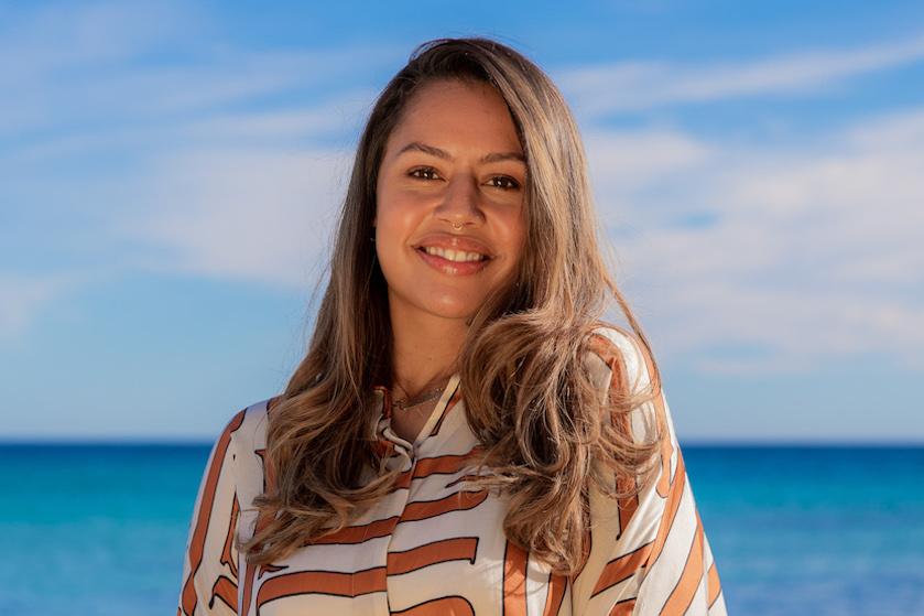 Prachtige buikfoto: 'Beste Zangers'-sensatie Tabitha (28) in verwachting van eerste kindje
