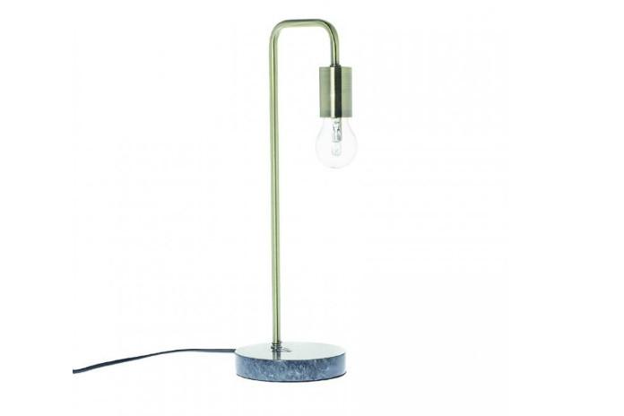 Winnen: een prachtige tafellamp van Riverdale t.w.v €55,-