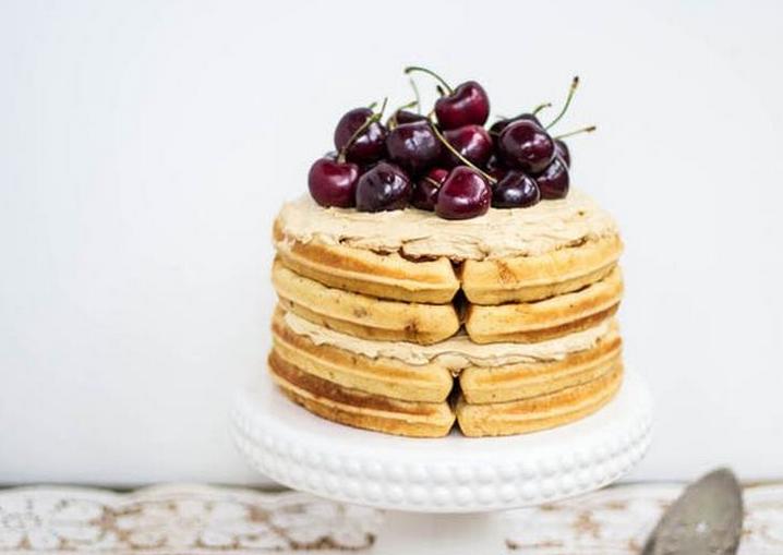 Wafel taarten zijn de new big thing en wij snappen wel waarom!
