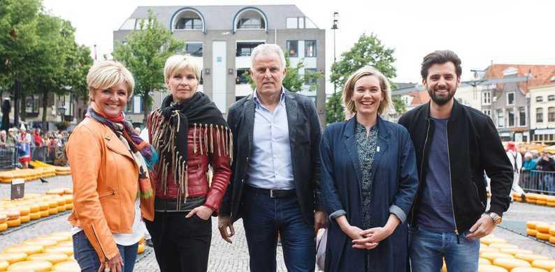 Waarom Arjen Robben, Peter R. de Vries en Anita Witzier op 29 mei veranderen in levende standbeelden