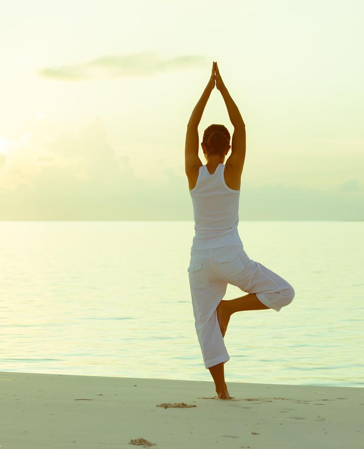 Begin de ochtend goed met deze yoga oefeningen