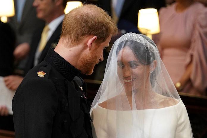 Prachtig: dit zijn de officiële trouwfoto's van Harry en Meghan