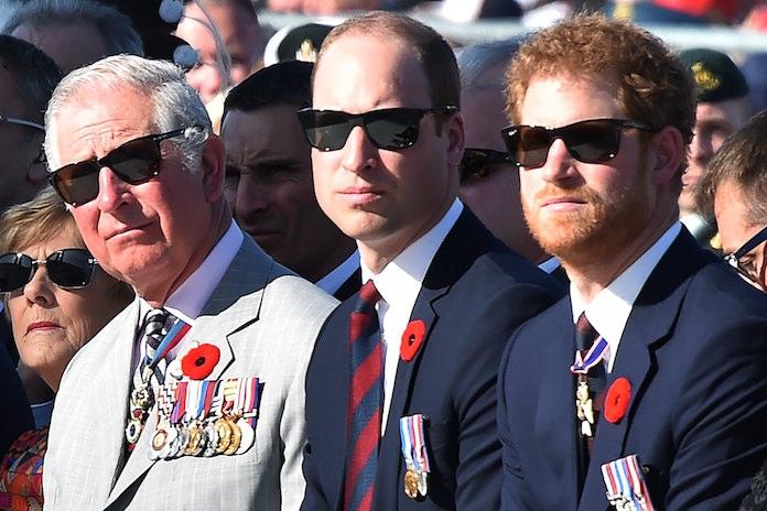 Brits koningshuis voor het eerst over 'slechte relatie' tussen prins Charles en zoons