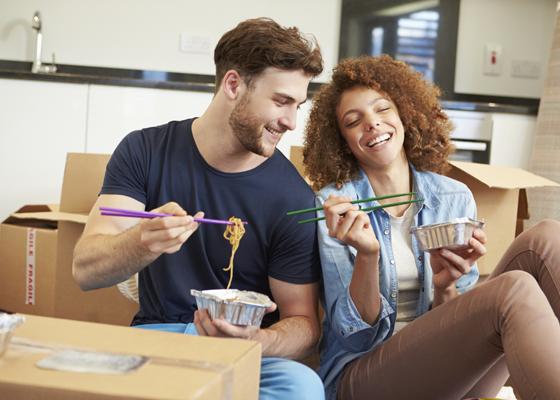 6 dingen die je pas ontdekt als je gaat samenwonen