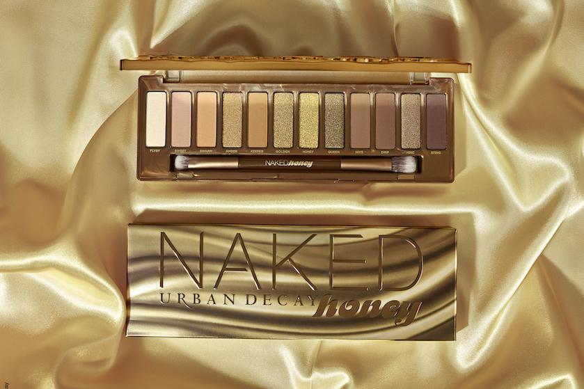 Flair's Adventskalender #6: Win 8x Naked Honey Eyeshadow Palette