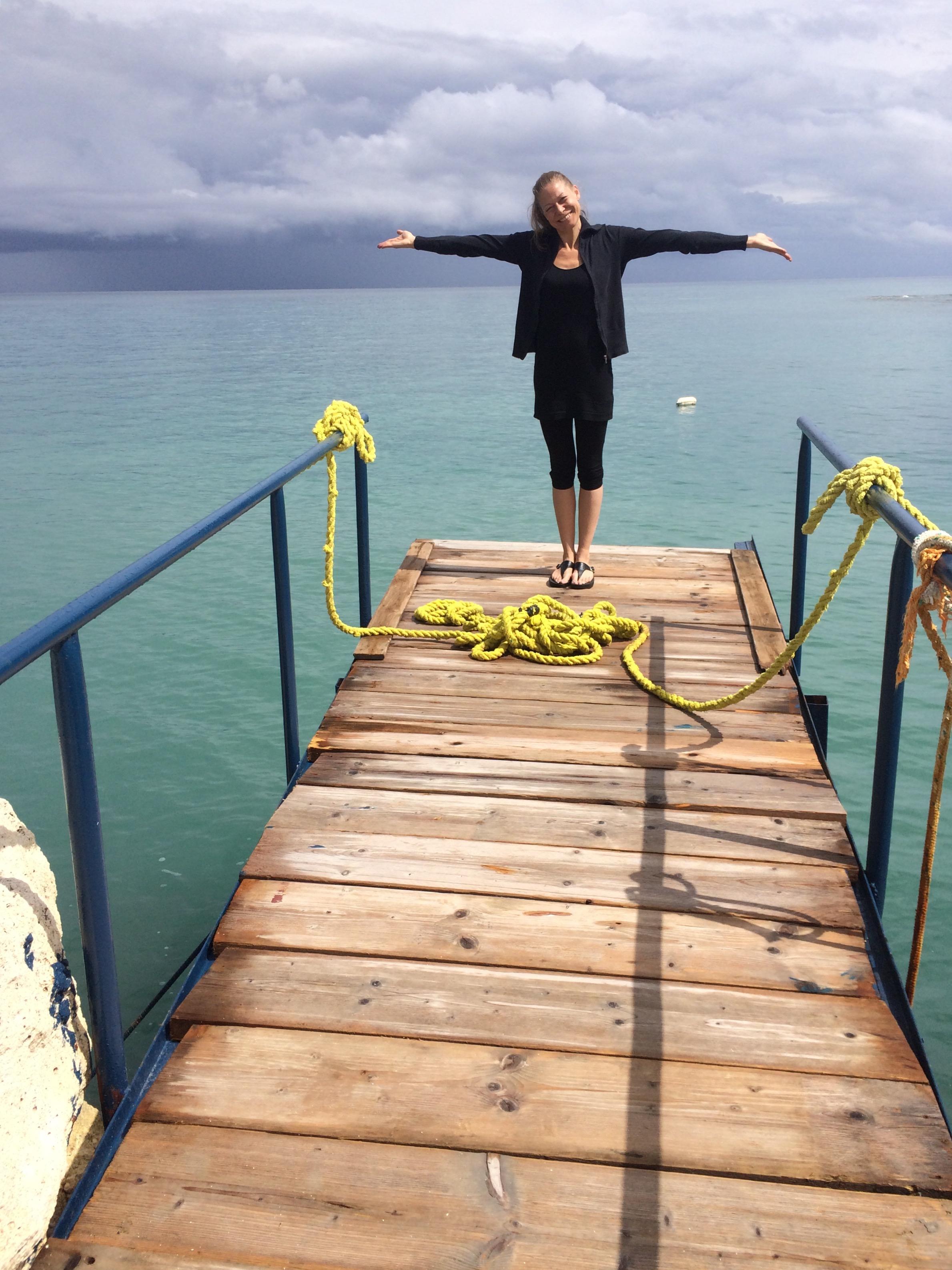 Blog Denise: Gek Grieks weer
