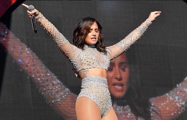 Nooo! Demi Lovato stopt voorlopig met muziek maken
