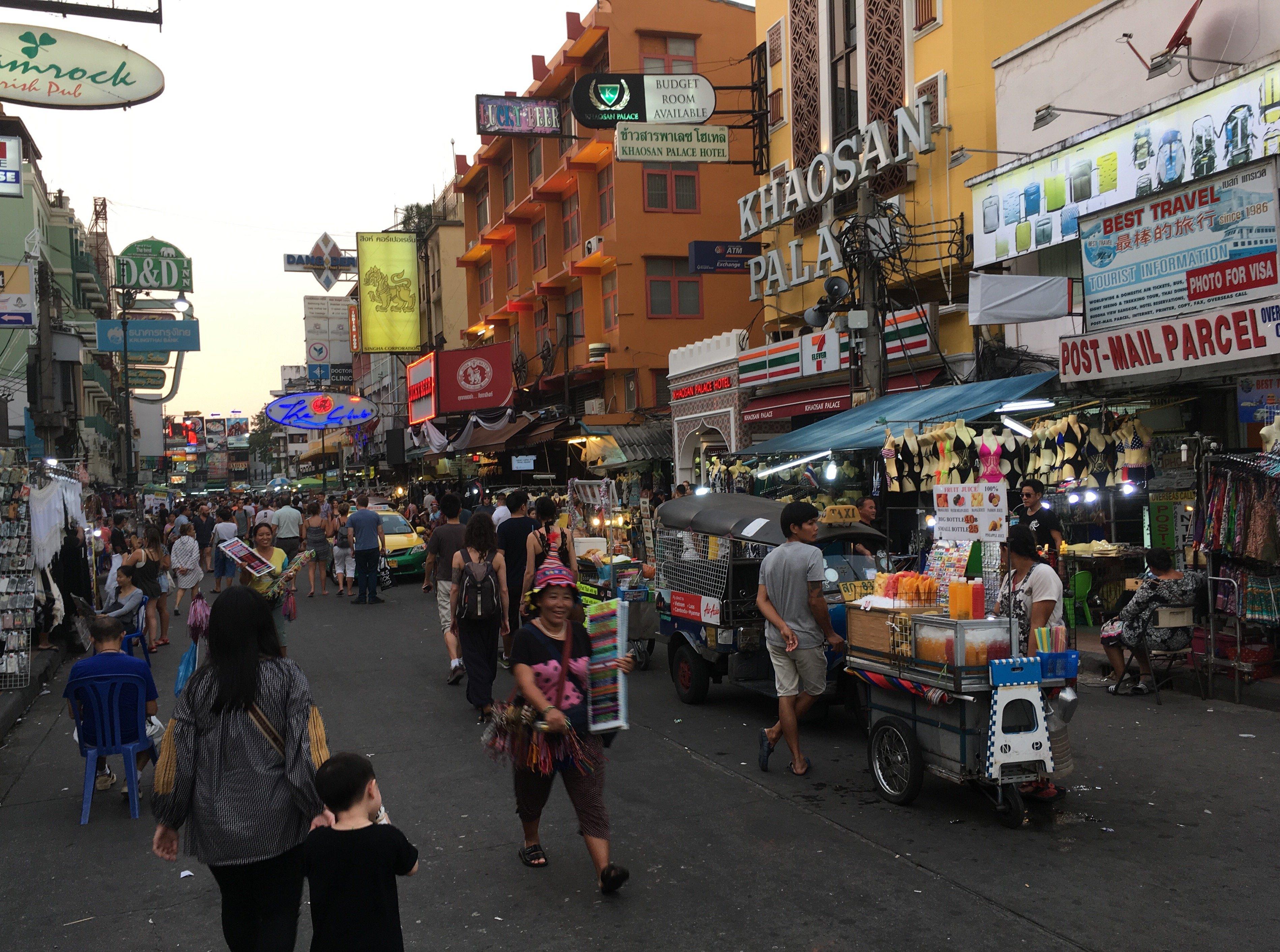 Blog Denise: Ik ga terug naar Thailand!