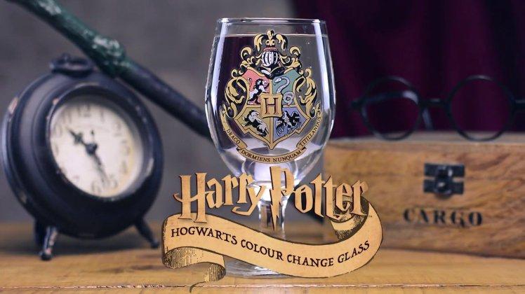 Potterheads opgelet: uit dit magische glas wil jij je wijntjes drinken