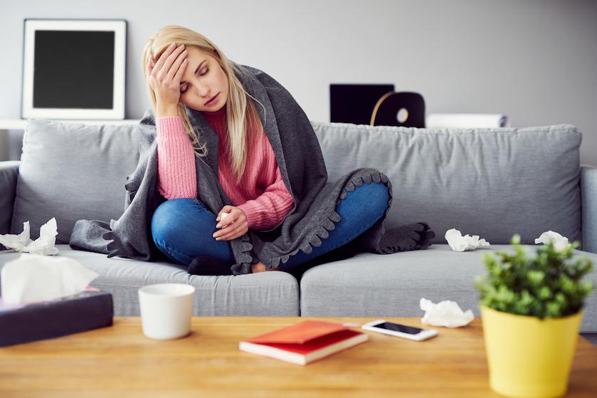 Griep voorkomen? 4 vieze gewoontes die je moet vermijden