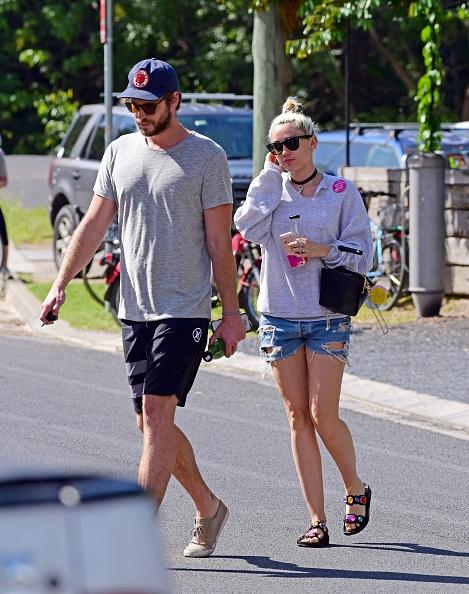 Aw! Miley Cyrus plaatst voor het eerst een foto van Liam Hemsworth