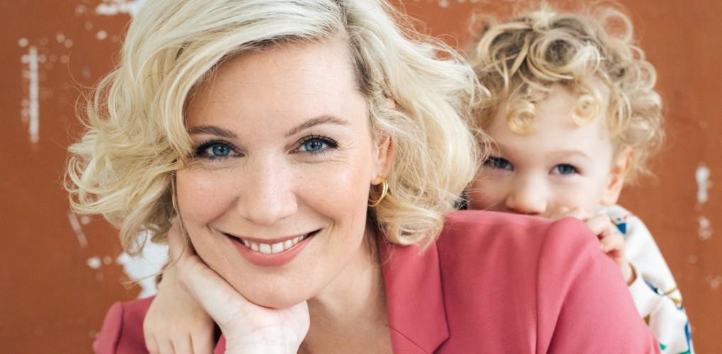 Hoera: Marlijn Weerdenburg is bevallen van haar tweede kindje
