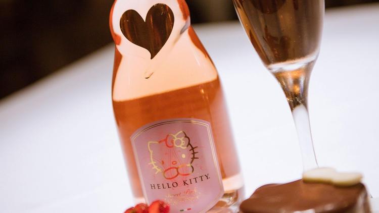 OMG: er bestaat nu Hello Kitty-wijn!