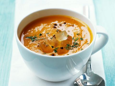 Recept: wortelsoep met kardemom