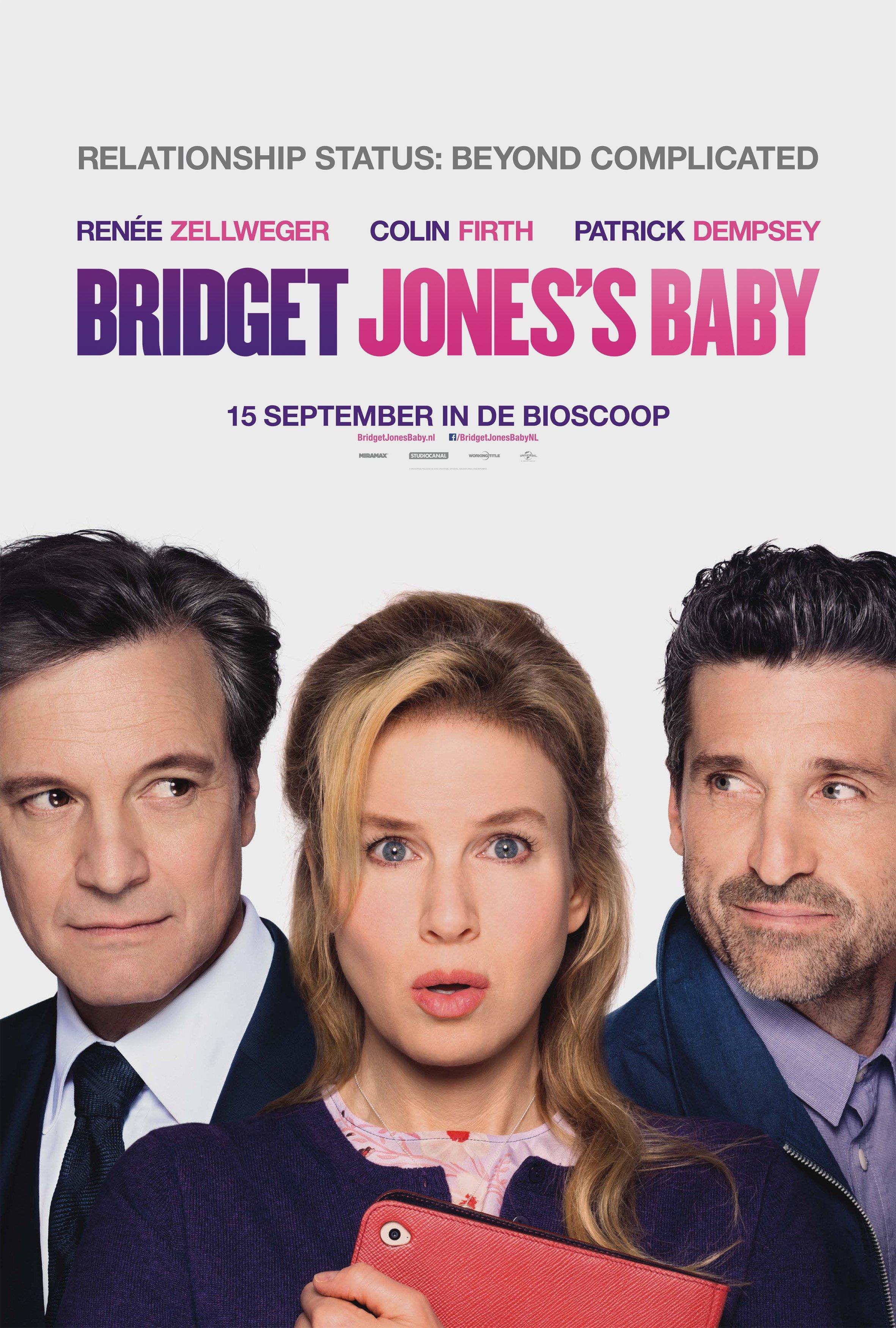Win! Vrijkaartjes en een verwenpakket voor Bridget Jones's Baby!
