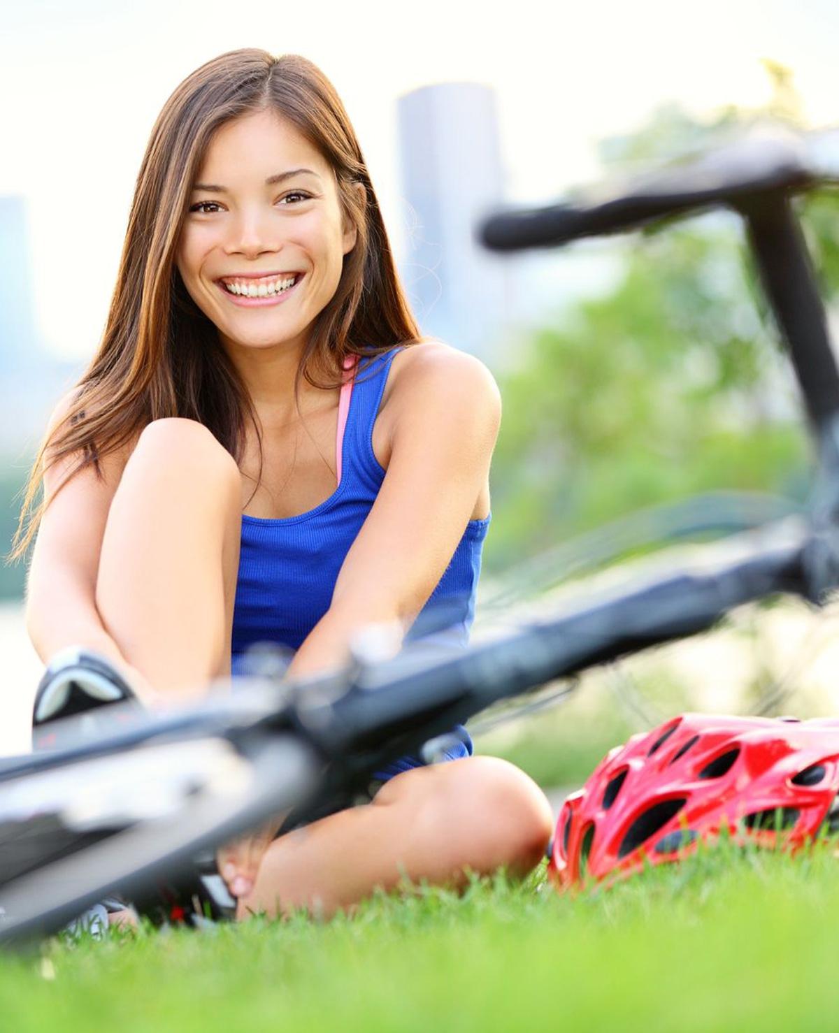 Waarom fietsen gezond is