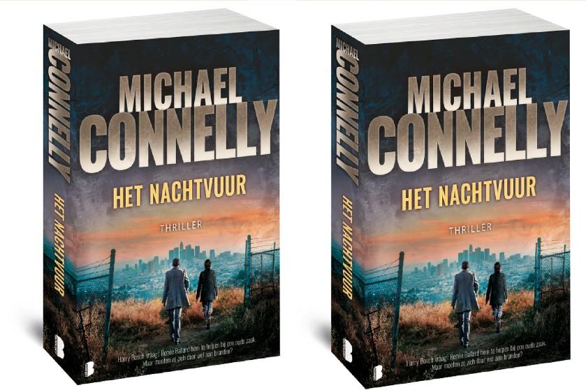 WIN: 5x het boek 'Het nachtvuur' van Michael Connelly