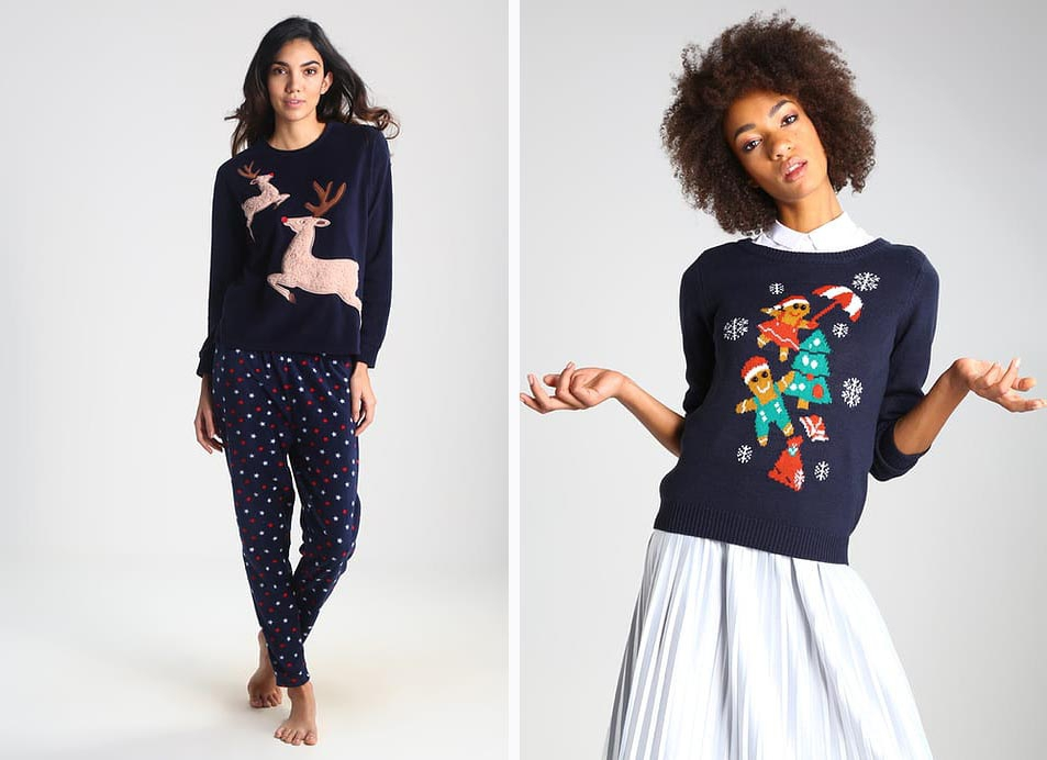 Shoppen: 12x heerlijk foute kerstkleding