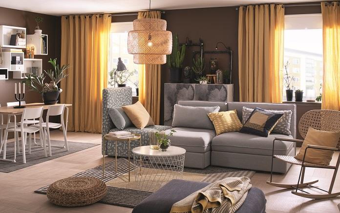 5x tips voor een grote én knusse woonkamer