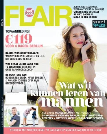 In het blad | Flair 24