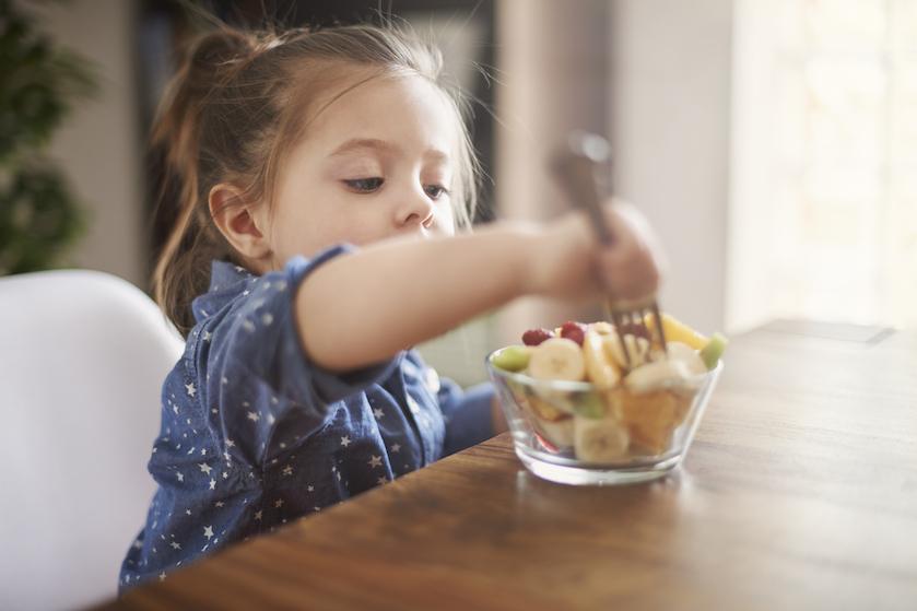 5 dingen die je nog nooit gehoord hebt over gezond eten met kinderen