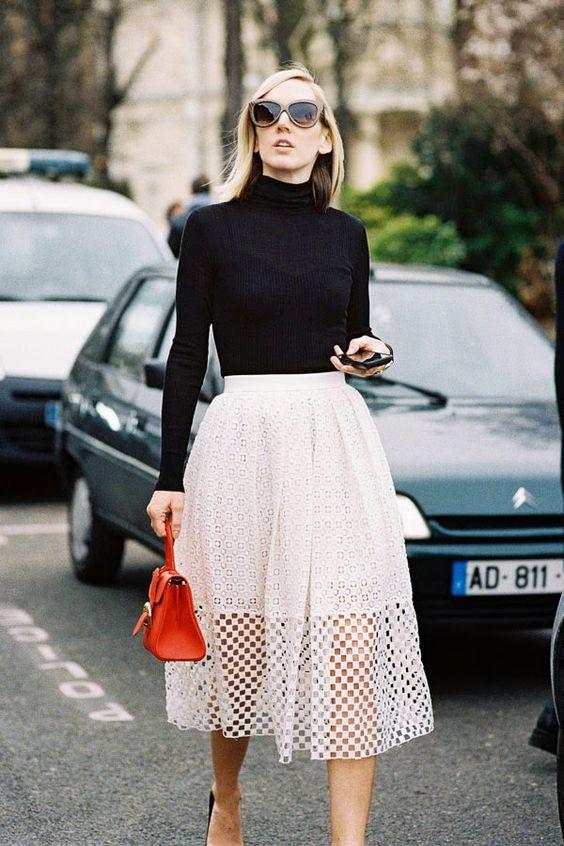 Shoppen: Voel je sexy in deze semi-transparante rokken