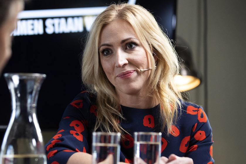 SP-partijleider Lilian Marijnissen bevestigt relatie met déze RTL-presentator