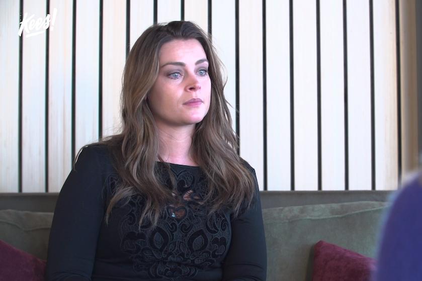 Miljuschka vertelt in tranen over (periode na) scheiding in gloednieuwe video