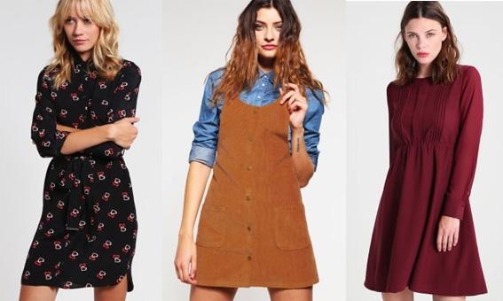 Shoppen: 12 jurken die perfect zijn voor de herfst!