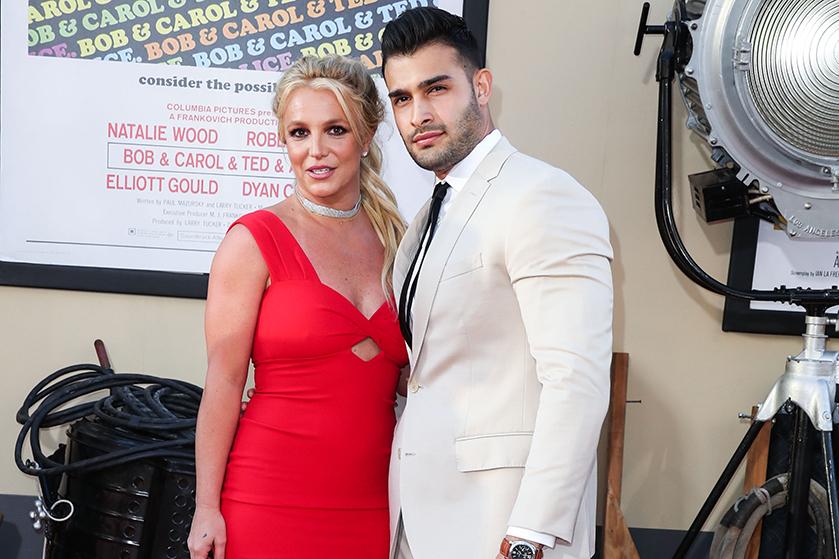 Britney Spears gaat trouwen met grote liefde Sam Asghari