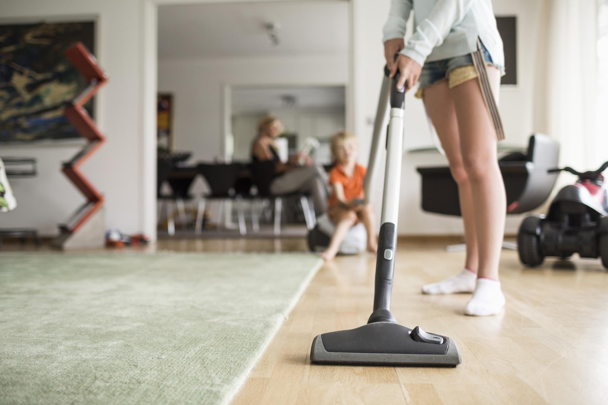 5 redenen om te stoppen met je huis schoon te maken