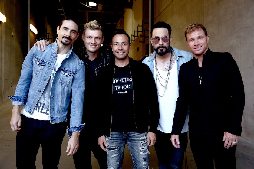 Backstreet's back alright! De populaire boyband komt naar Nederland