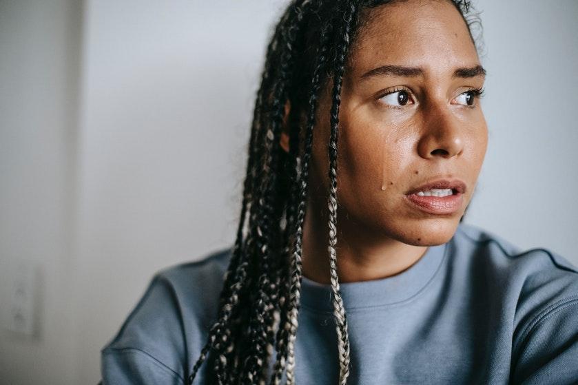 Eveline (29): 'Steeds vaker had ik aanvallen die ik niet kon stoppen'
