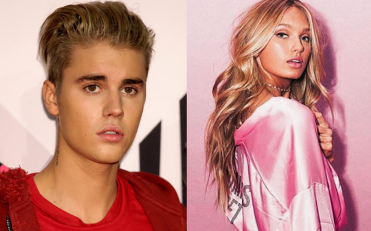 Zien: Hollands trots Romee Strijd in nieuwe single Justin Bieber