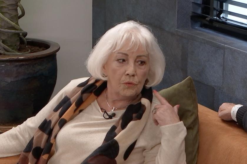 Tenenkrommend en lachwekkend: ongemakkelijkste 60+ date óóit op tv in 'Lang Leve de Liefde'