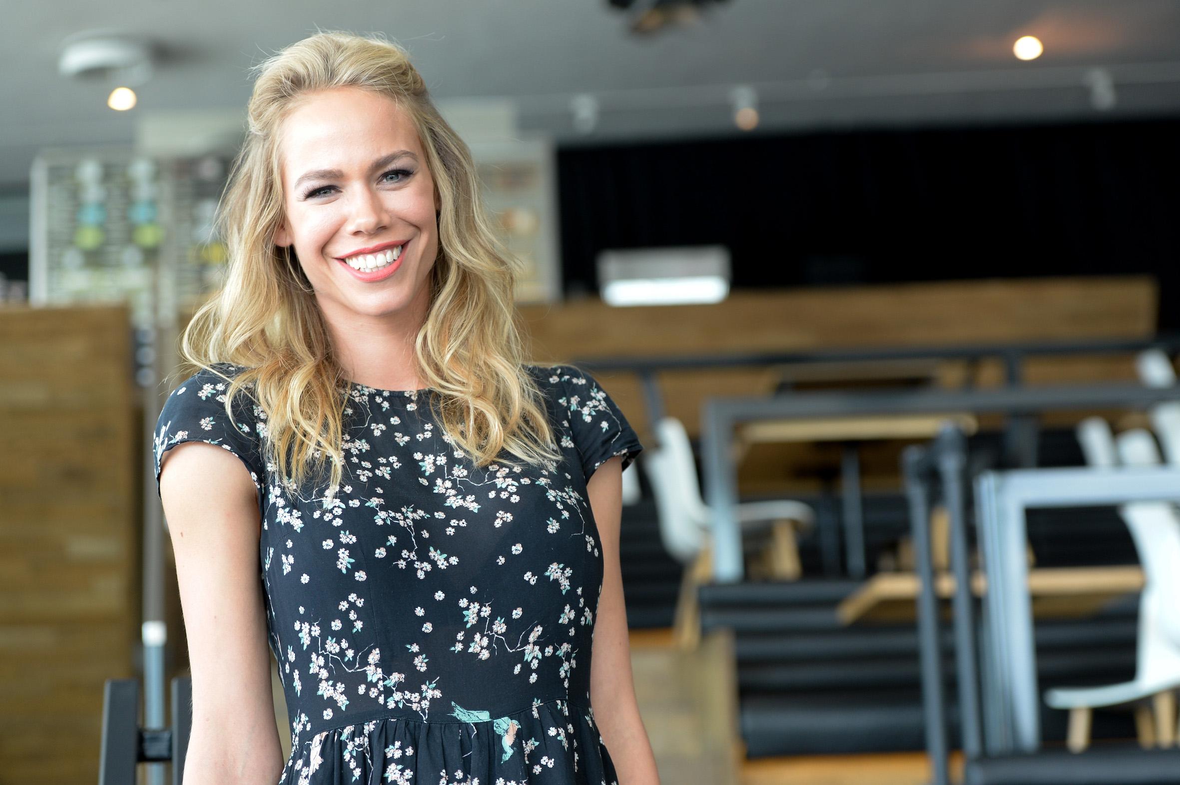 Nicolette Kluijver weer thuis
