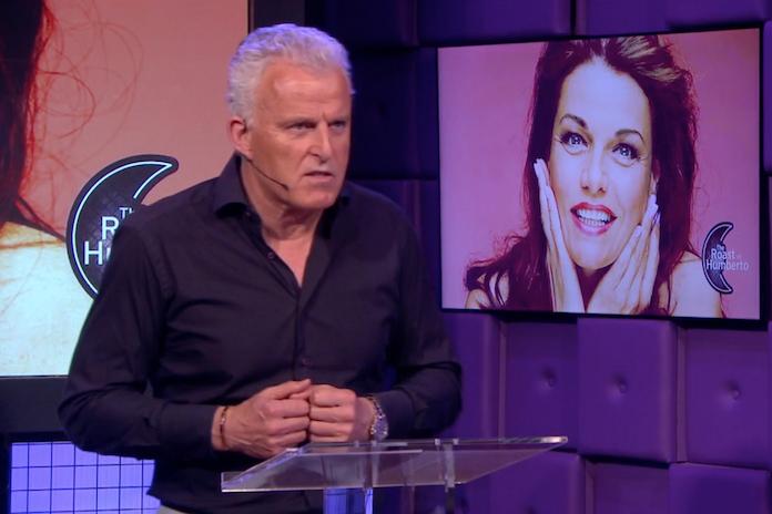 Awkward: Peter R. roast Humberto in 'RTL Late Night' en Dionne Stax komt ter sprake