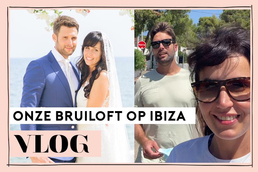 Flair TV: Nick en Kirsten Schilder herbeleven bruiloft op trouwlocatie Ibiza