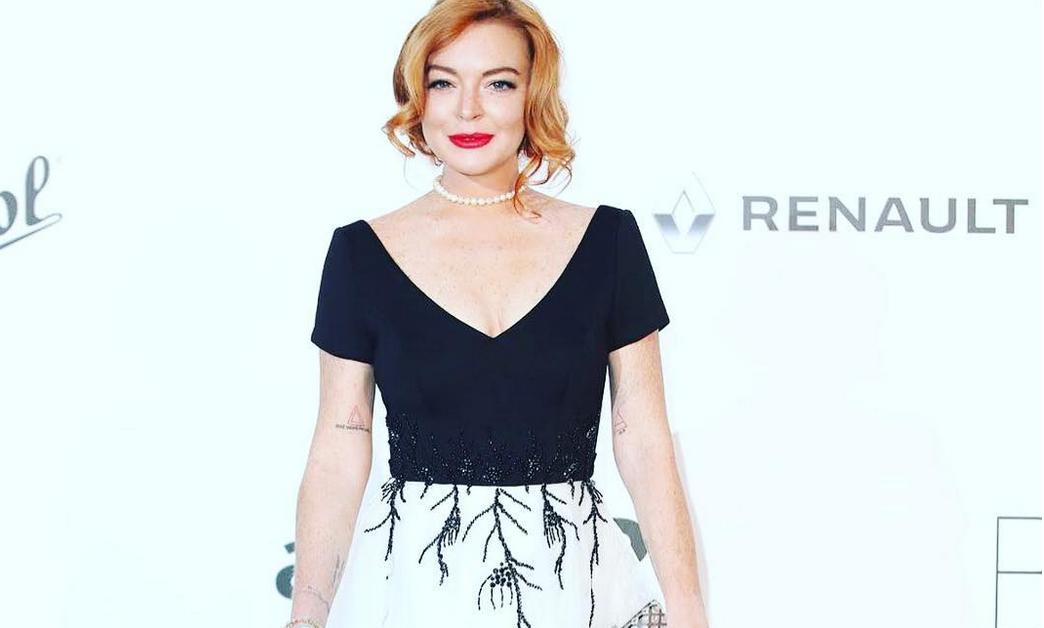 Lindsay Lohan gaat weer acteren