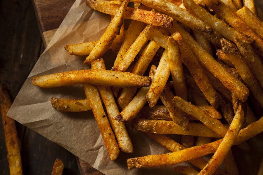 Watertanden: bij dit Nederlandse restaurant kun je genieten van een 'high friet'