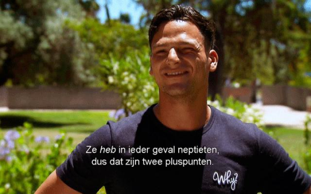 11 allesomvattende gifs uit de tweede 'Ex On The Beach Double Dutch'-aflevering