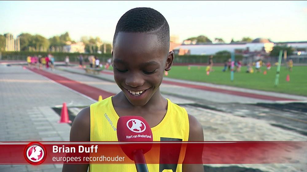 Screenshot Brian Duff Hart van Nederland