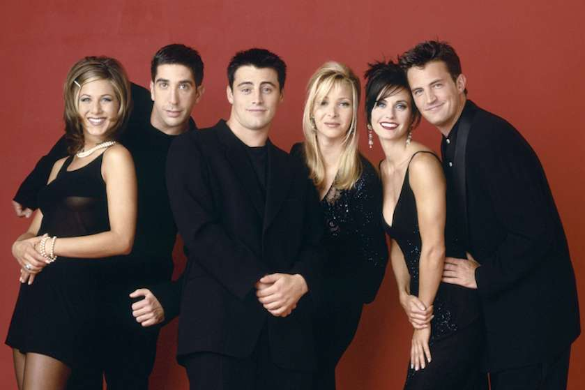 It's happening: Friends-sterren keren terug voor een reünie