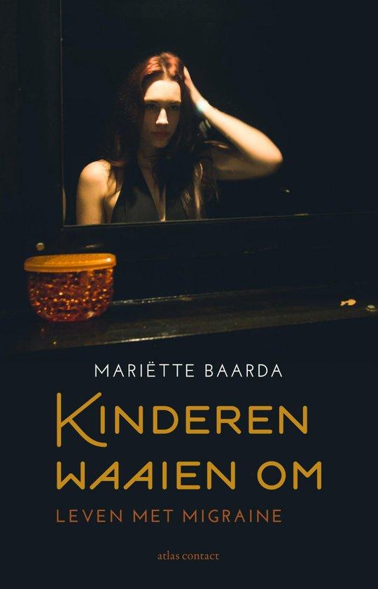 Win! De debuutroman 'Kinderen waaien om' van Mariëtte Baarda